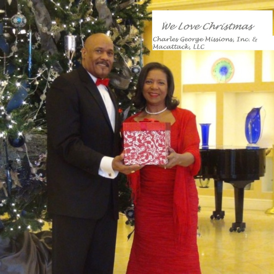 With Love Christmas.Charles George Missions We Love Christmas Album Order Now